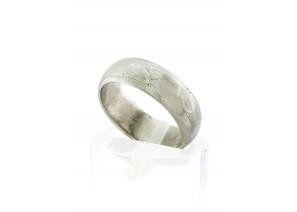 Кольцо из очень редкого метеорита