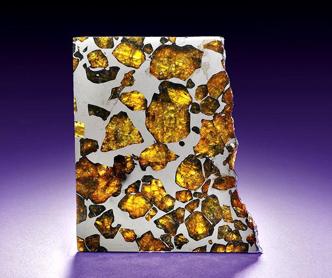 железо-каменный метеорит Брагин или Сеймчан